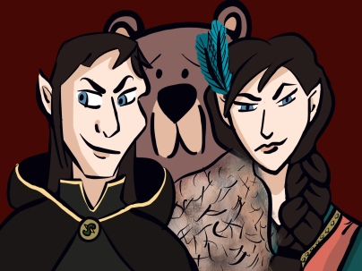 Vax, Vex, and Trinket