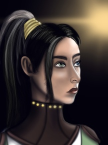 Leora, the light cleric