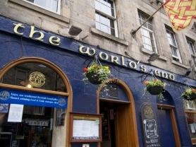 The World's End, Edinburgh